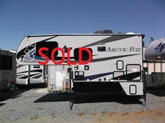 2021 ARCTIC FOX 811 SOLD